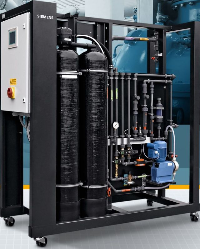 A Siemens Electrolyzer
