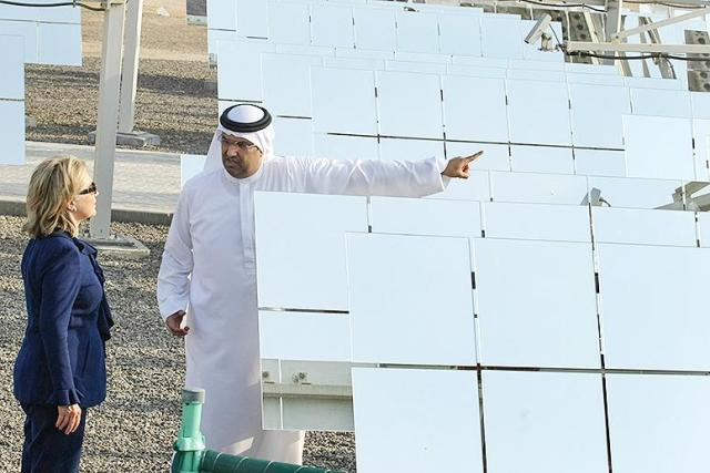 Hillary Clinton - A solar Panel On Every Roof