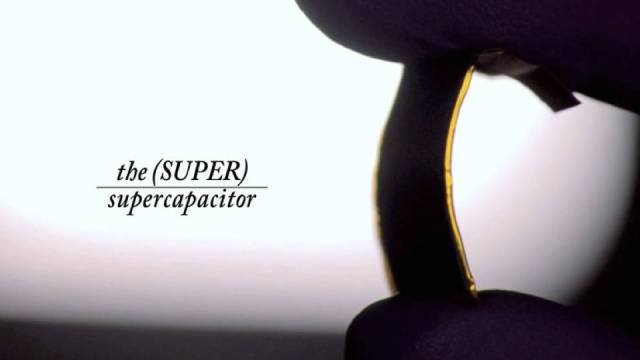 Graphene SuperCapacitor